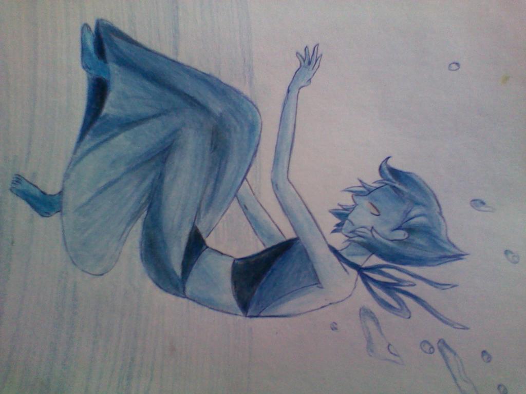 Lapislazuli...? - SU by BorelightArt