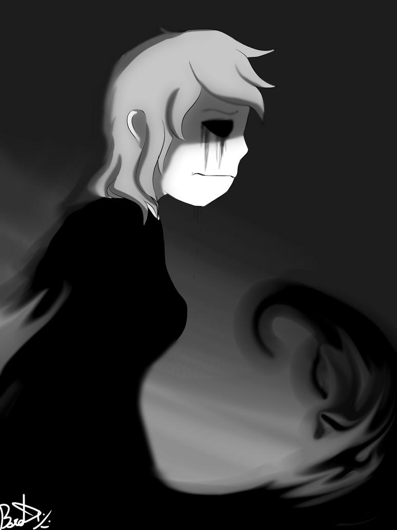 La Llorona - The Crying Woman by BorelightArt