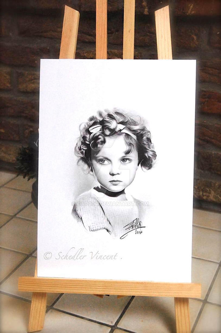 Shirley Temple - Done . by Cap007