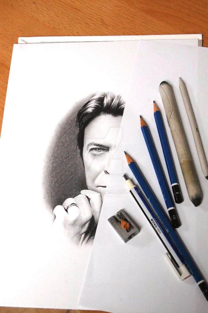Bowie - Wip . by Cap007