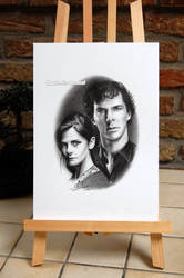 Molly and Sherlock - Completed . by Cap007