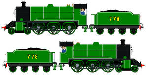 Richard The New Engine Sprites
