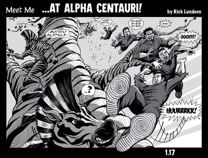 alpha centauri meet the beat video