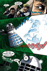 Dalek Master Plan six by Rick714