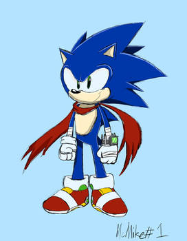 Combining Boom and Adventure Sonic