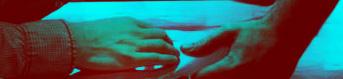 Hold My Hand by Bluetiger707