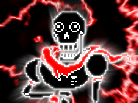Papyrus, the god of hyperde- i mean spaghetti by Whitefatbman