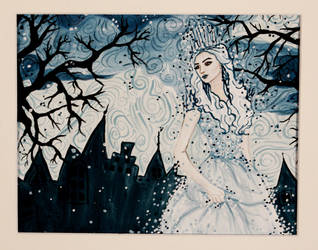 The Snow Queen by MegBailes