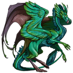 FR Skin Contest Entry: Emerald Skydancer