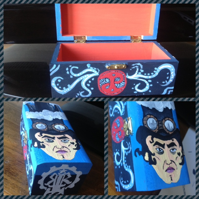 Commission Reaver Box by Tinalbion