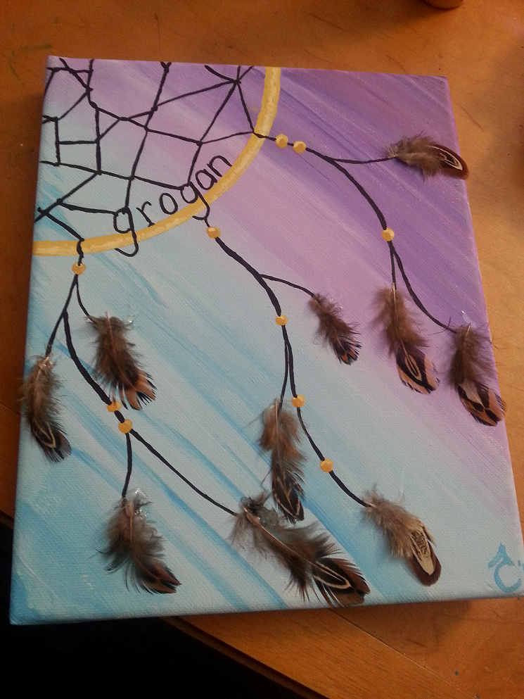 Dream Catcher Commish by Tinalbion