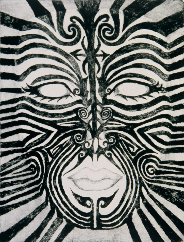 Maori Mask By PhantomsRose On DeviantArt
