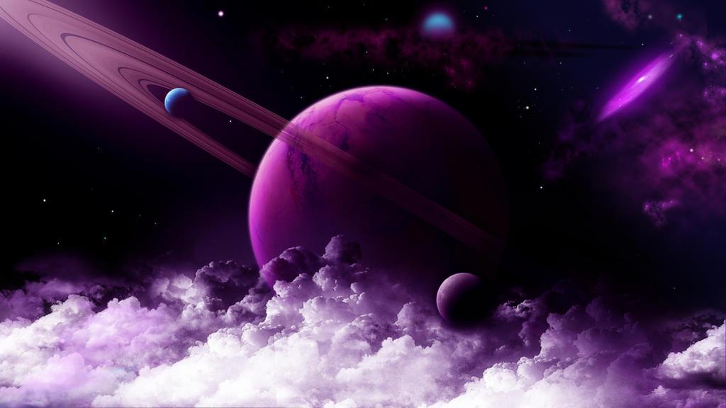 Purple Heaven by Ryse95