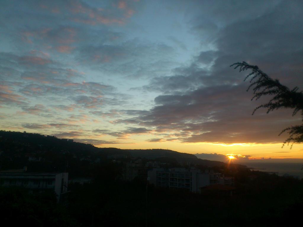 Sunrise by Ryse95