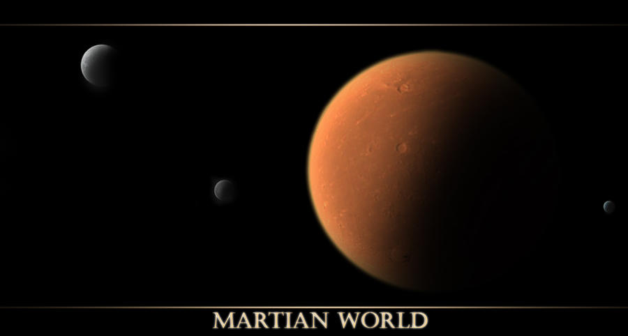 MARTIAN WORLD by Ryse95