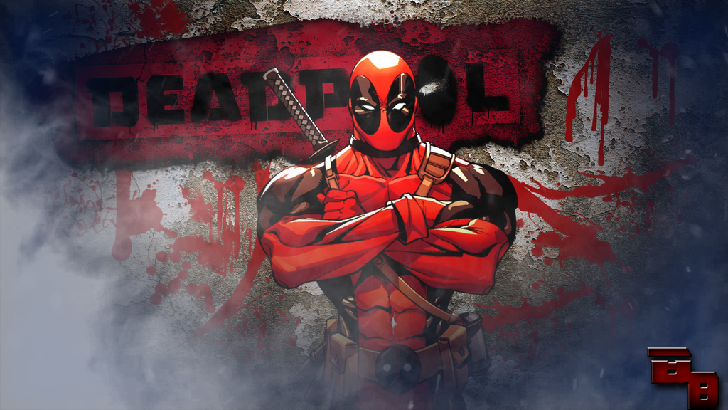 Deadpool Wallpaper By Sadorien