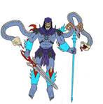 Skeletor and the Soulswords