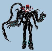 TO-Symbiote (Cynthia) by splaty