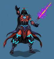 Lord Vader: Soul-Embrace by splaty