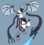 Keyblade Transformations: Fatal Crest by splaty