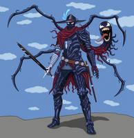 The Black Spider-Knight