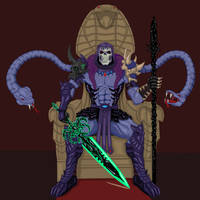 Skeletor: God-King of Eternia