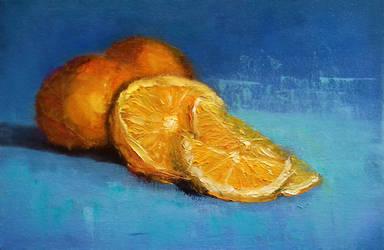 Oranges by douglascampos