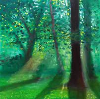 Emerald Green by douglascampos