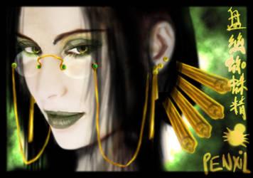 Spider Lady by SpiderLady-Hera