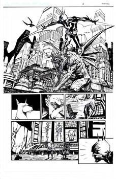 batman beyond test page
