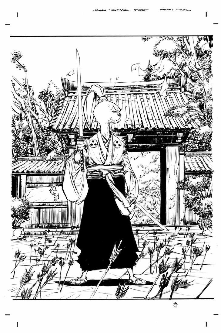 Usagi Yojimbo by BChing