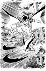 batgirl by BChing