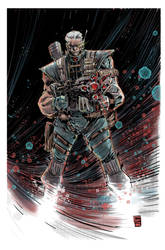 Cable by BChing