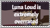 Luna is extremely overrated (really!) by CartoonAnimeFanDude7