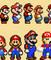 Super Mario Evolution by Painbooster1