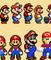Super Mario Evolution by Painbooster1