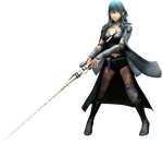 Female Byleth Render