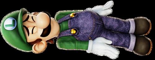 Brawl Luigi - Ultimate Banner Pose Recreation