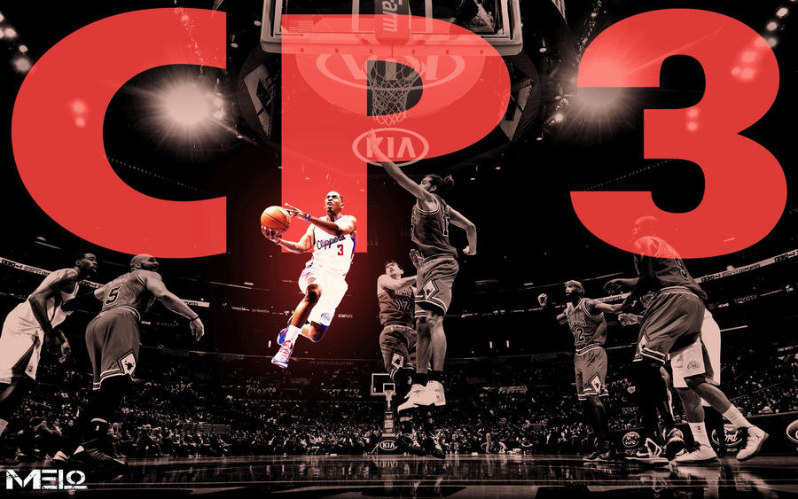 gallery for cp3 logo wallpaper