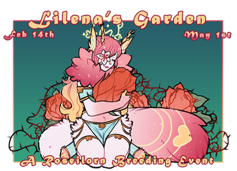 [Roseilorns] Lilena's Garden: A Breeding Event! by Tetsumiro