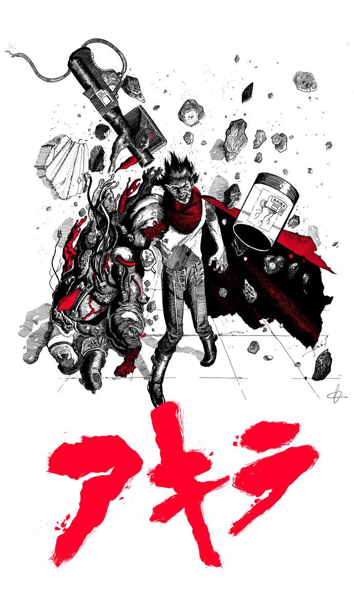 Akira by TimothyLlompart