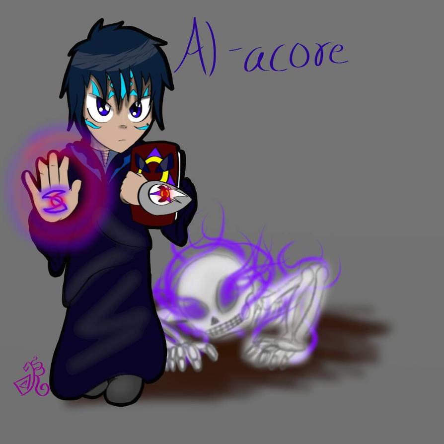 Al-Acore by SageHedgehog