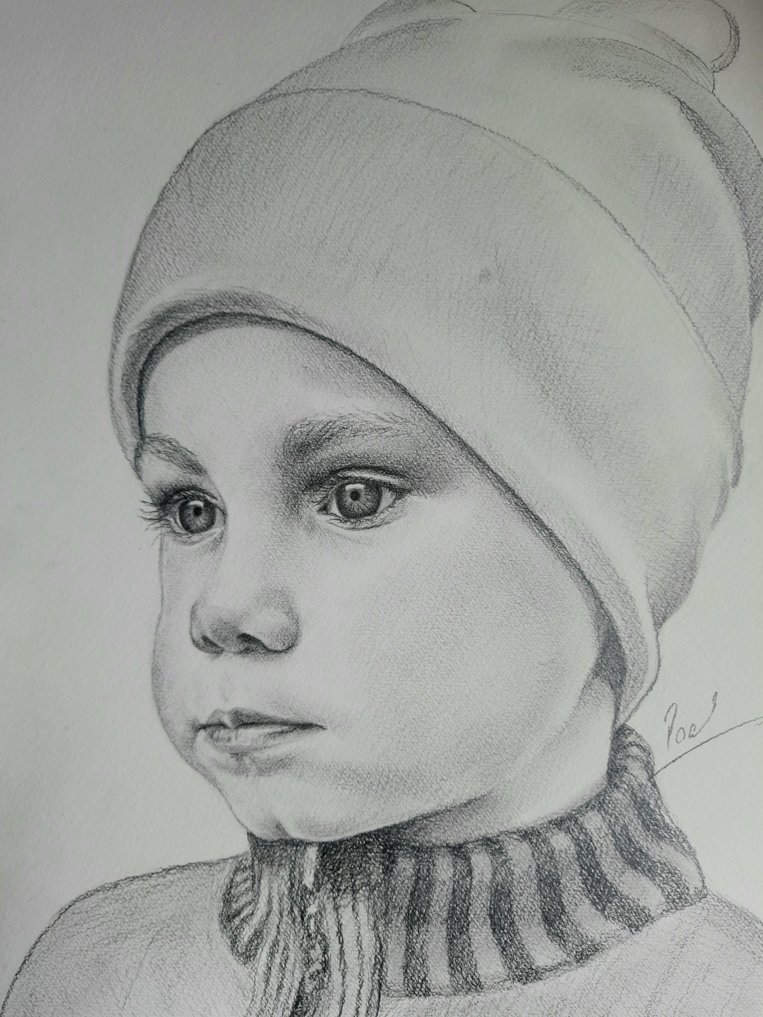 My son)
