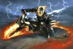 desktop ghost rider