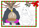 A 2015 Christmas Special #2_in progress