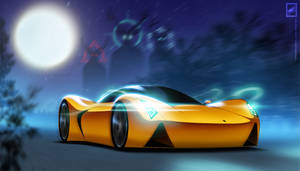 Super Car_fully Done!!