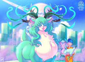 SCP-2845 The Deer Wife