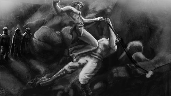 Battle by Fabianparente