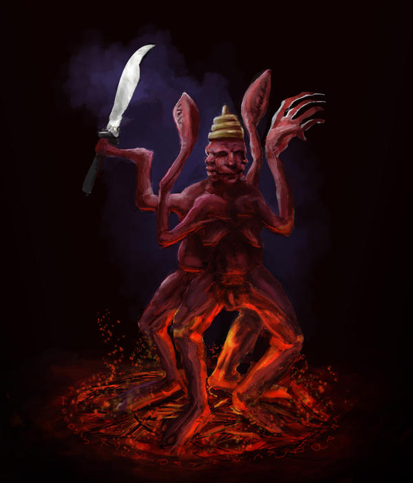 Demonio by Fabianparente
