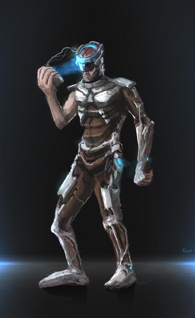 Cyborg by Fabianparente
